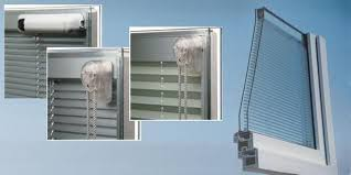 Glass Blinds Integral Blinds U0026 Alternative Ideas For Your Glass Doors