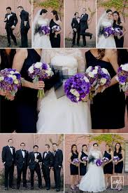 purple and white wedding purple black white wedding april cochran smith cochran smith