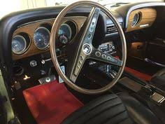 1969 Ford Mustang Interior 1969 Ford Mustang Mach 1 428 Cobra Jet Ford Mustangs Bucket