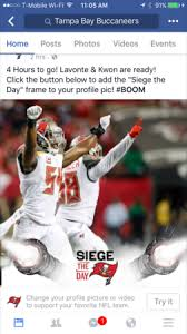 siege social mobile social media team review ta bay bucs embrace the tools