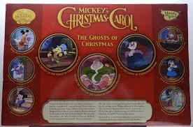 mickey u0027s christmas carol ghosts of christmas set review infinite