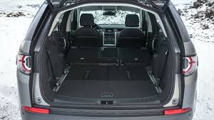 2017 land rover discovery sport trunk land rover discovery sport corris grey design automototv youtube