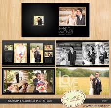 12x12 photo albums 12 best wedding album templates for your studio infoparrot