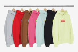 how to buy a supreme box logo hoodie online highsnobiety