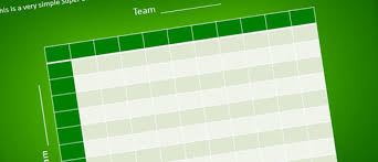 Football Squares Template Excel How To Manage Your Bowl Pool With 5 Tools