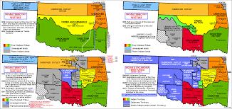 Map Of Oklahoma State by Map Of Confederate Union And Border States 900x567 Mapporn