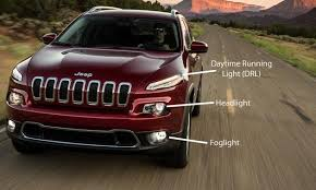 jeep cherokee lights vwvortex com 2016 jeep cherokee refresh to maintain polarizing styling
