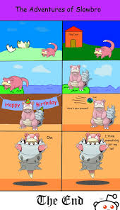 Slowbro Meme - the adventures of slowbro pokemon