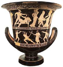 Ancient Greek Vase Painting Techniques And Styles The Classical Art Research Centre