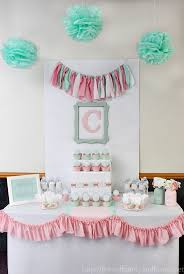 Bridal Shower Decoration Ideas by Best 20 Mint Party Ideas On Pinterest Favors Tissue Paper And