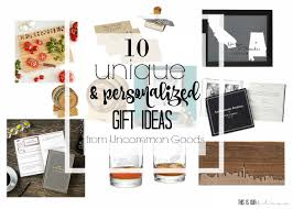 personalized gifts for the where to buy unique and personalized gifts