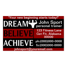 Fitness Business Card Template Fitness Business Card Templates Page3 Bizcardstudio