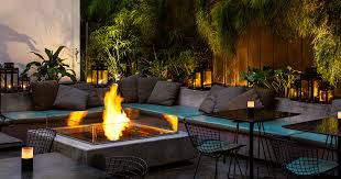 Firepit Pics Downtown Los Angeles Lounges The Firepit The Standard Downtown La