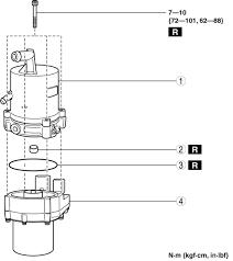 mazda 3 service manual electric power steering oil pump