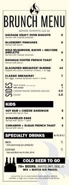 menu for brunch firepit brunch menu 112016 svg crc 19675932