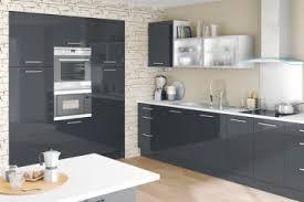 cuisine gris laque cuisine gris laque brico depot en photo