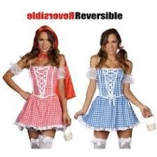 Womens Dorothy Halloween Costume Cute Womens Dorothy Wizard Oz Halloween Costume