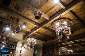 Handmade Chandeliers Lighting Handmade Chandeliers Picture Of G Vino Tbilisi Tripadvisor