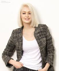 platinum blonde bob hairstyles pictures long platinum blonde hairstyles playful and ruffled up platinum