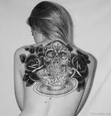 beautiful skull tattoos designs ideas for 2018 8 powershay