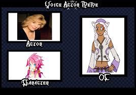 Aisha Meme - capture hearts aisha voice actor meme by emshrapnel on deviantart