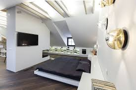 Attic Apartment Ideas Do Project A Modern Attic Apartment By Ycl Studio 7 Homedsgn