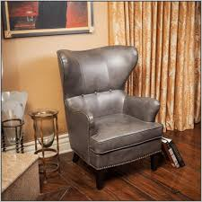 Grey Leather Dining Chair Grey Leather Dining Chairs Ebay Chairs Home Decorating Ideas
