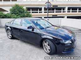 audi a4 singapore used audi a4 car for sale in singapore carz auto sgcarmart