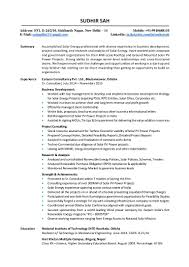 Sample Respiratory Therapy Resume by Solar Energy Professional Cv 2016 Sudhir Sah