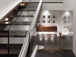 Glass Staircase Design Modern Glass Staircase Design 7 Best Staircase Ideas Design