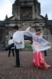 filipino dance maria clara this dance is a mix of spanish