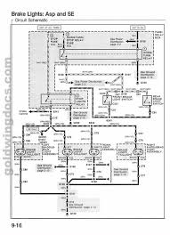 89 gl1500 brake light wiring diagram steve saunders goldwing forums