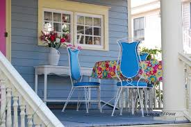 Vintage Bistro Table And Chairs Victorian Porches Victorian Style Homes Cape May Nj