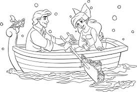 mermaid coloring pages4 coloring kids