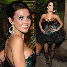 Womens Peacock Halloween Costume Celebs Fancy Dress 10 Females Redstar Fancy Dress