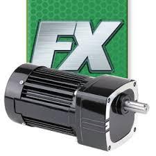 42r5 fx series split phase parallel shaft ac gearmotor model 0650