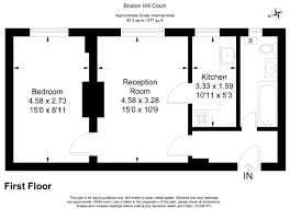 Brixton Academy Floor Plan by 1 Bedroom Flat For Sale Brixton Hill Court Brixton Sw2 335 000