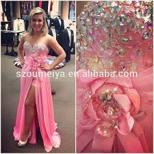 pink prom dress picture more detailed picture about onp36