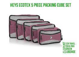 Alaska travel cubes images Green luggage florum fashion magazine green beauty i ethical