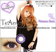 king size violet contact lens pair g202v 24 99 colored