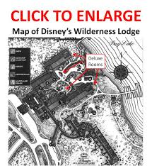 Fort Wilderness Map Review Deluxe Rooms At Disney U0027s Wilderness Lodge Yourfirstvisit Net