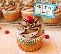 beer cupcakes much kneaded root beer float cupcakes