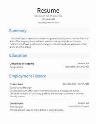 free resume builders 43 fresh photos of resume builder for free resume sle format