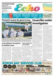journalist resume australia formation lyrics az byron shire echo issue 30 04 08 07 2015 by echo publications
