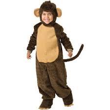 3t Halloween Costumes Fashion Kids Toddler Monkey Costume Toddler Halloween Costumes 3t