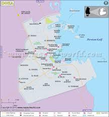 world map city in dubai doha map city map of doha qatar
