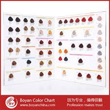salon hair colour chart paint colour chart printing buy fashion