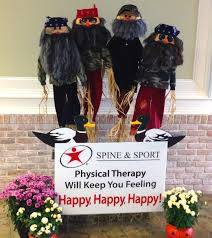 Blind Physical Therapist 2013 Scarecrow Spine U0026 Sport Rincon Recreation Department