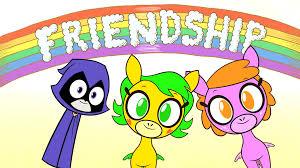 teen titans friendship teen titans go wiki fandom powered by wikia