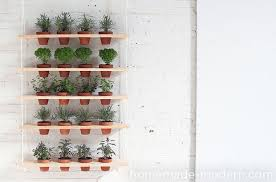 homemade modern diy hanging garden with pictures